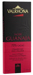 Valrhona, Guanaja 70% dark chocolate bar