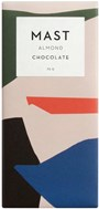 Mast Brothers, Almond, 70% Dark chocolate bar
