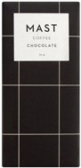 Mast Brothers, Coffee, 60% Milk chocolate bar
