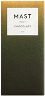 Mast Brothers, Mint, 70% Dark chocolate bar