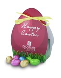 Personalised mini Easter eggs gift pack