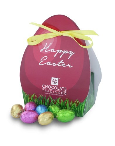 Personalised mini easter eggs gift pack chocolate trading co personalised mini easter eggs gift pack negle Image collections