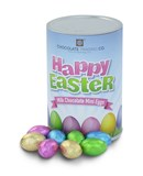Personalised mini Easter egg tin