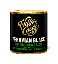 Willie's, Peruvian Black Chulcanas Superior 100% cocoa