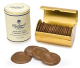 Charbonnel et Walker, Sea Salt Caramel Milk Chocolate Thins