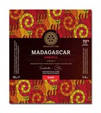 Chocolate Tree, Madagascar Ambanja, 70% dark chocolate bar