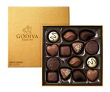 Godiva, Gold Collection, 14 Chocolate Gift Box