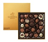 Godiva, Gold Collection, 24 Chocolate Gift Box