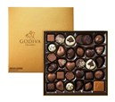 Godiva, Gold Collection, 34 Chocolate Gift Box
