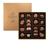 Godiva, Connoissuer Milk Chocolate Gift Box