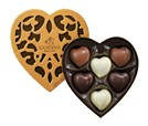 Godiva, Coeur Iconique, 6 Chocolate Hearts Gift Box