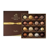 Godiva, Signature 16 Chocolate Truffles Gift Box