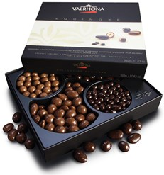 Valrhona equinoxe collection gift box