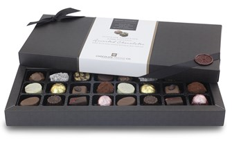 Superior Selection, 24 assorted chocolate gift box