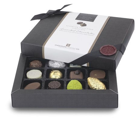 Superior Selection, 12 Milk Chocolate Gift Box