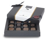 Superior Selection, 12 Caramel Chocolates Gift Box