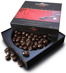 Valrhona Equinoxe noir chocolate box