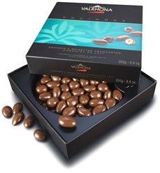 Valrhona equinoxe lait chocolate box