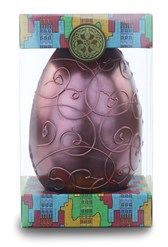 Chocolate Tree, Single Estate Dark Chocolate & Cocoa Beans Easter egg