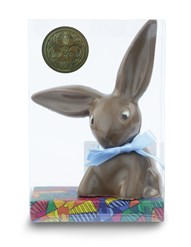Chocolate Tree, Coconut Milk Chocolate Easter Bunny