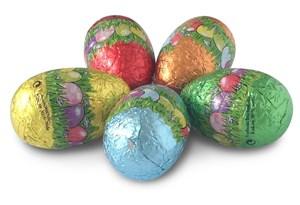 Egg design Easter Eggs  Bulk box of 65
