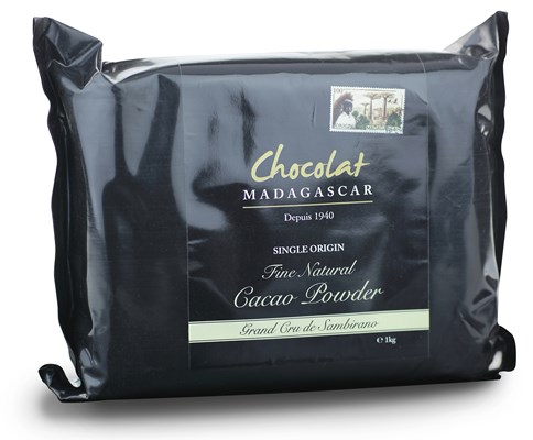 Chocolate Madagascar, Single Origin Cocoa Powder (Non Alkalised)