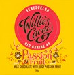 Willie's, Milk chocolate with passion fruit bar