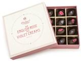 Charbonnel et Walker, English Rose & Violet Creams