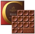 Godiva, Milk chocolate hazelnut crisp bar
