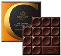 Godiva, Single oriign, Mexico dark chocolate with orange bar