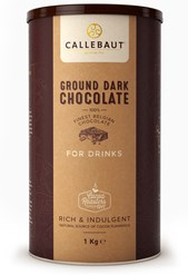 Callebaut Dark drinking chocolate powder