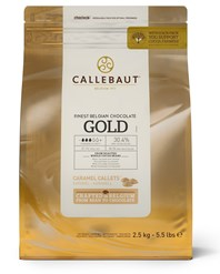 Callebaut, Gold chocolate callets