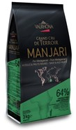 Valrhona, Manjari dark chocolate couverture chips 3kg