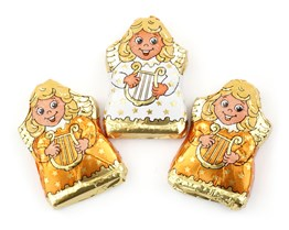 Mini chocolate angels