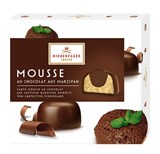 Niederegger, Marzipan mousse dark chocolates