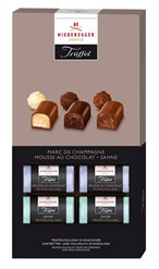 Niederegger, Chocolate truffles assortment