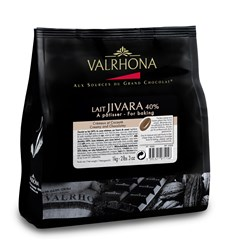 Valrhona, Jivara Lait, milk chocolate couverture chips 1kg