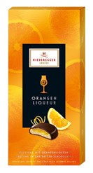 Niederegger, Orange Liqueur Brandy discs