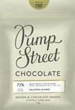 Pump Street Bakery, Soloman Islands, 72% dark chocolate bar
