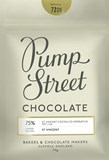 Pump Street Bakery, St Vincent 75% dark chocolate bar