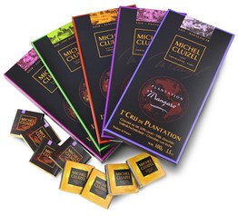 Michel Cluizel chocolate bar offer
