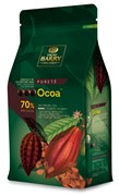 Cacao Barry, Ocoa 70% dark chocolate chips (pistoles)