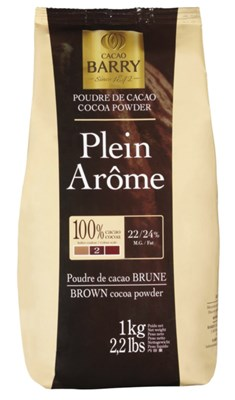 Cacao Barry, Plein Arome brown cocoa powder