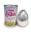 Personalised Easter Egg Tin