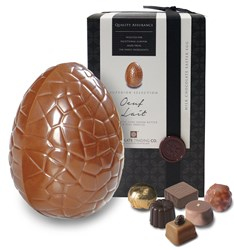 Oeuf Lait, Superior Selection Milk chocolates Easter egg