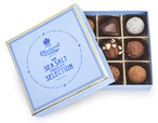 Sea Salt chocolate selection box