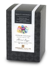 Superior selection mini eggs gift cube