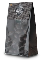 Michel Cluizel, dark chocolate enrobed almonds