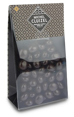 Michel Cluizel Dark chocolate enrobed coffee beans