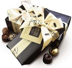 Milk & Dark Luxury Chocolate Gift Box